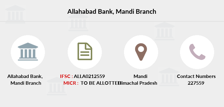Allahabad-bank Mandi branch