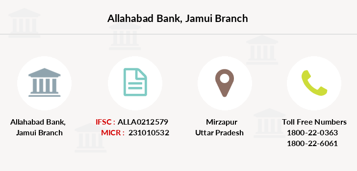 Allahabad-bank Jamui branch
