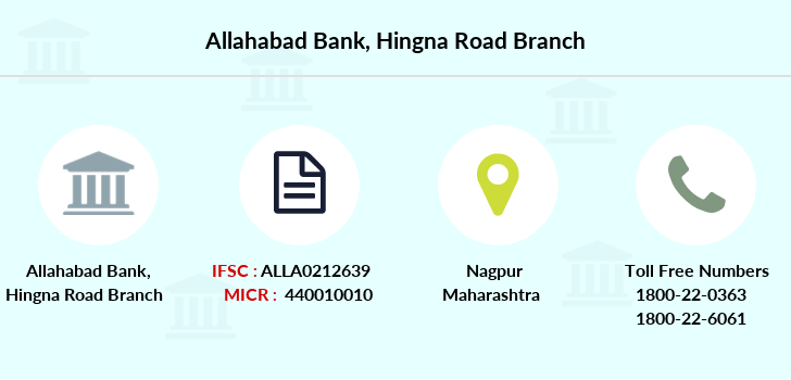 Allahabad-bank Hingna-road branch