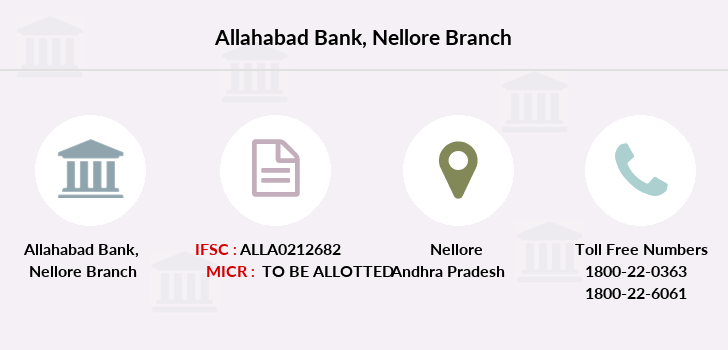 Allahabad-bank Nellore branch