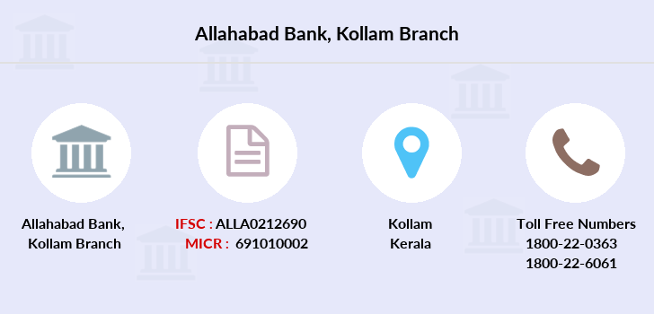 Allahabad-bank Kollam branch