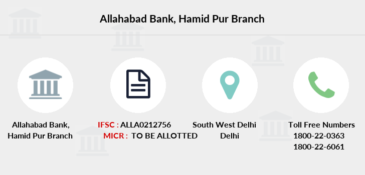 Allahabad-bank Hamid-pur branch