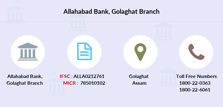 Allahabad-bank Golaghat branch