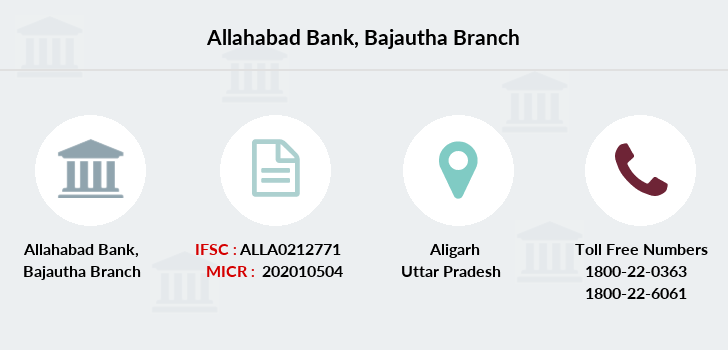 Allahabad-bank Bajautha branch