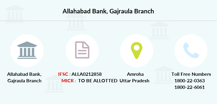 Allahabad-bank Gajraula branch