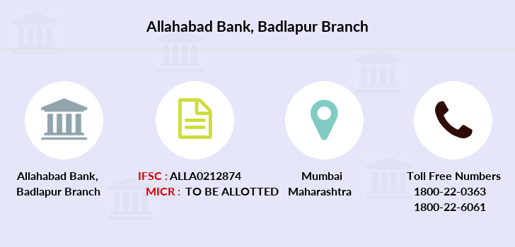 Allahabad-bank Badlapur branch