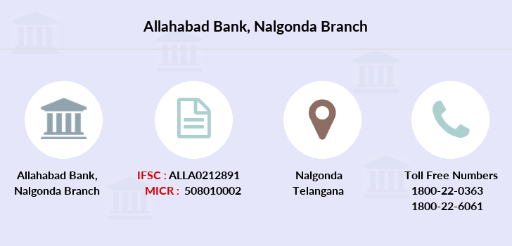 Allahabad-bank Nalgonda branch