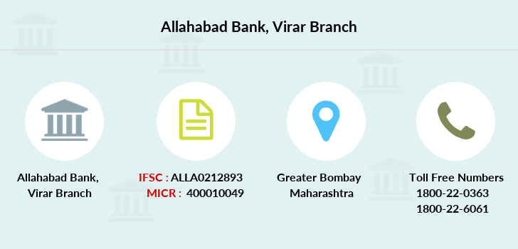 Allahabad-bank Virar branch