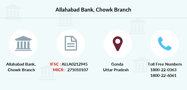 Allahabad-bank Chowk branch