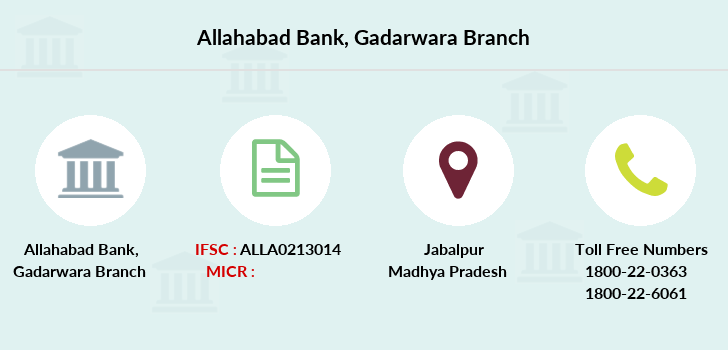 Allahabad-bank Gadarwara branch