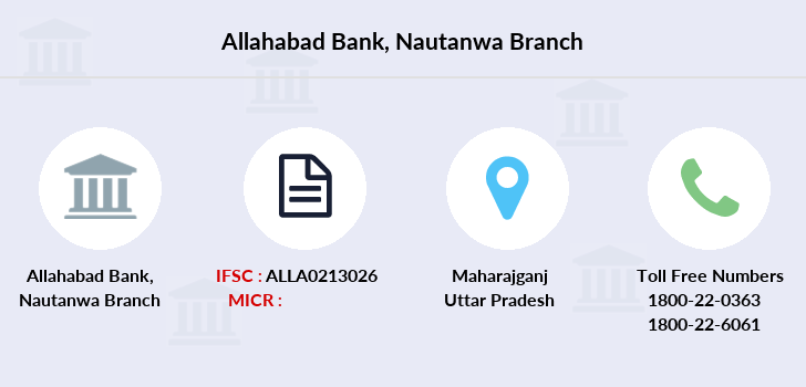 Allahabad-bank Nautanwa branch