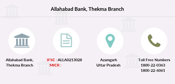 Allahabad-bank Thekma branch