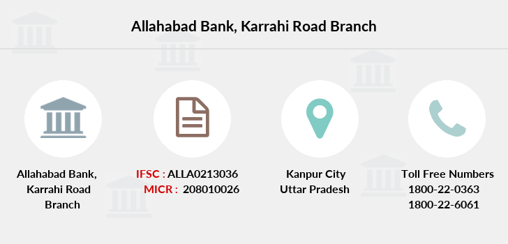 Allahabad-bank Karrahi-road branch