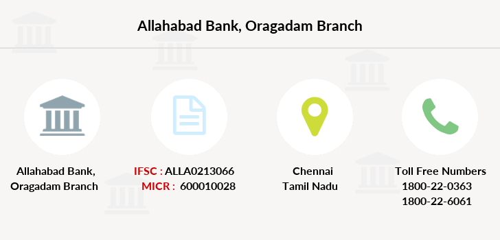 Allahabad-bank Oragadam branch