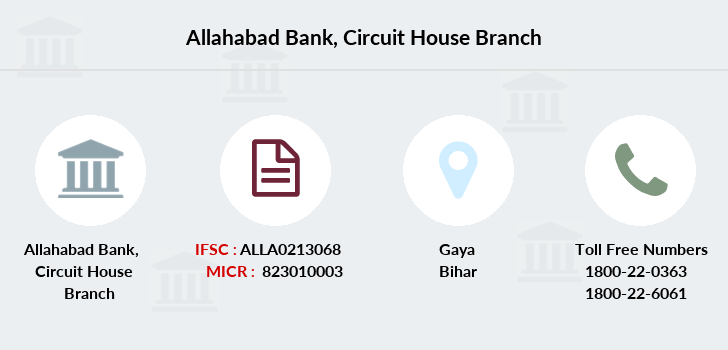 Allahabad-bank Circuit-house branch