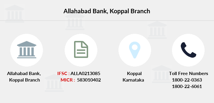 Allahabad-bank Koppal branch