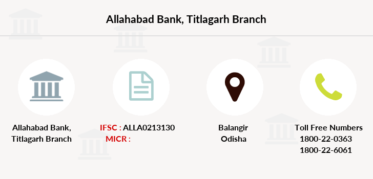 Allahabad-bank Titlagarh branch