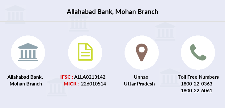 Allahabad-bank Mohan branch