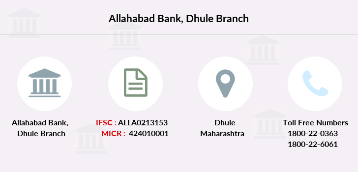 Allahabad-bank Dhule branch