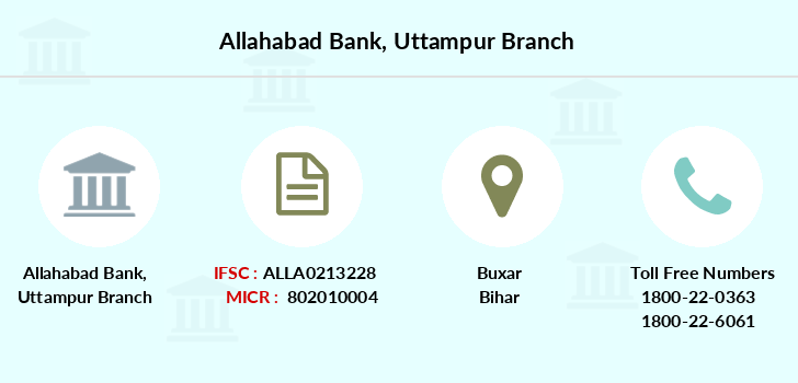 Allahabad-bank Uttampur branch