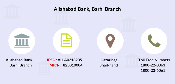 Allahabad-bank Barhi branch