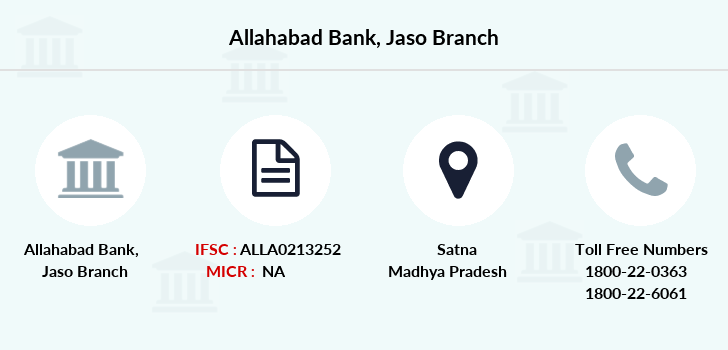 Allahabad-bank Jaso branch
