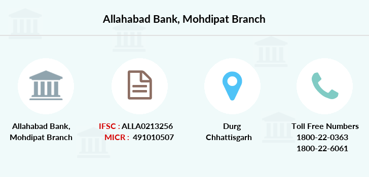 Allahabad-bank Mohdipat branch