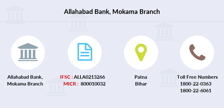 Allahabad-bank Mokama branch