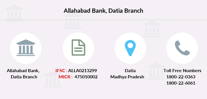 Allahabad-bank Datia branch