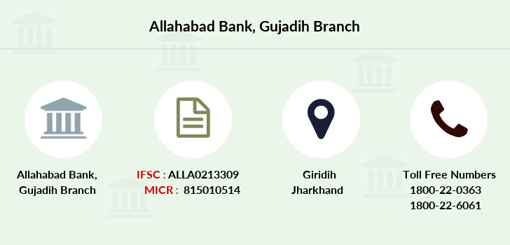 Allahabad-bank Gujadih branch