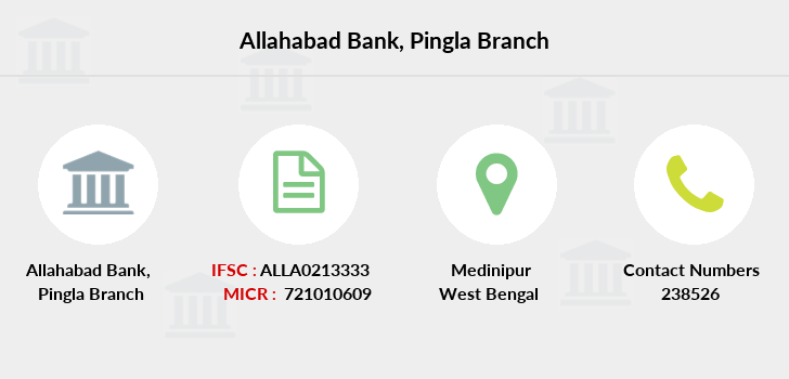 Allahabad-bank Pingla branch