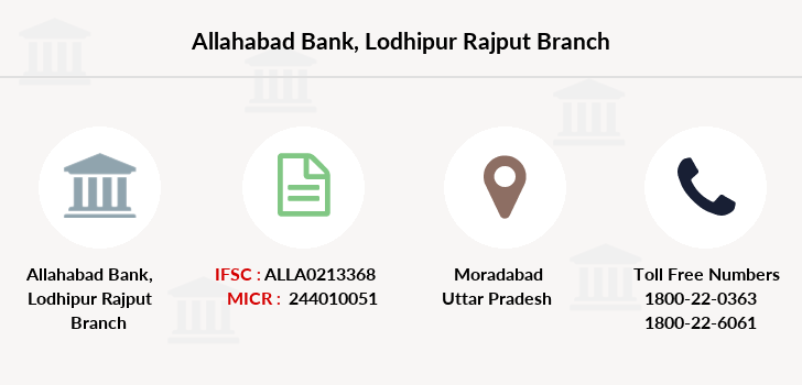 Allahabad-bank Lodhipur-rajput branch