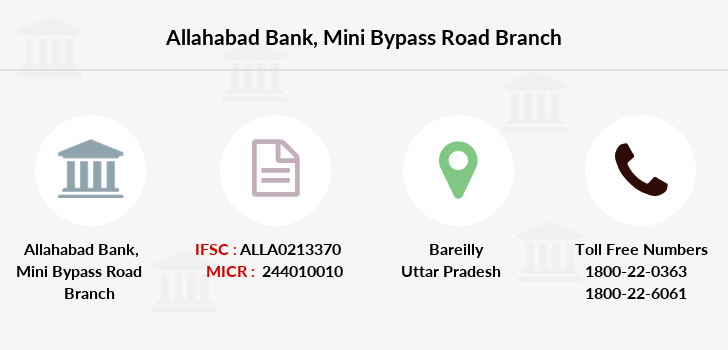 Allahabad-bank Mini-bypass-road branch