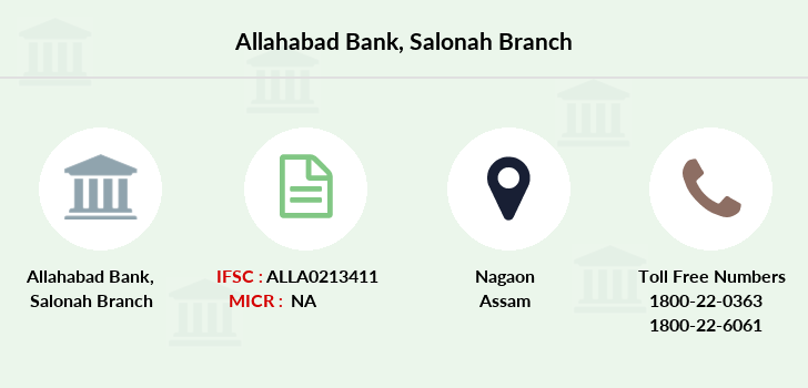 Allahabad-bank Salonah branch