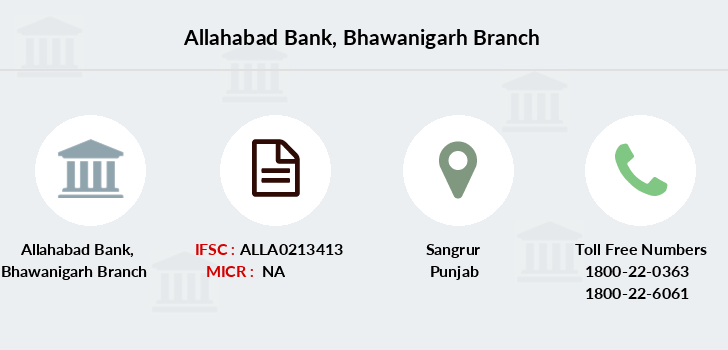 Allahabad-bank Bhawanigarh branch