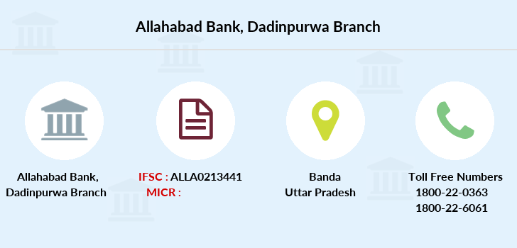 Allahabad-bank Dadinpurwa branch