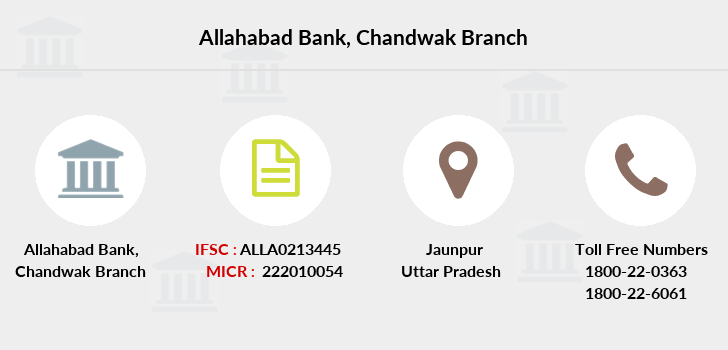 Allahabad-bank Chandwak branch