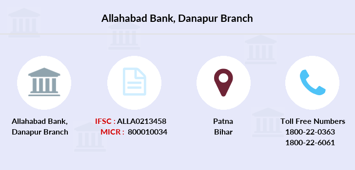 Allahabad-bank Danapur branch