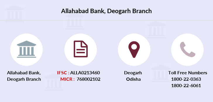 Allahabad-bank Deogarh branch