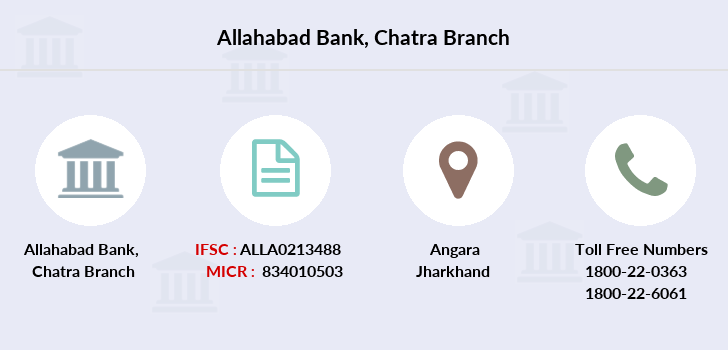 Allahabad-bank Chatra branch