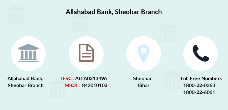 Allahabad-bank Sheohar branch