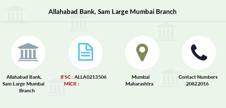 Allahabad-bank Sam-large-mumbai branch
