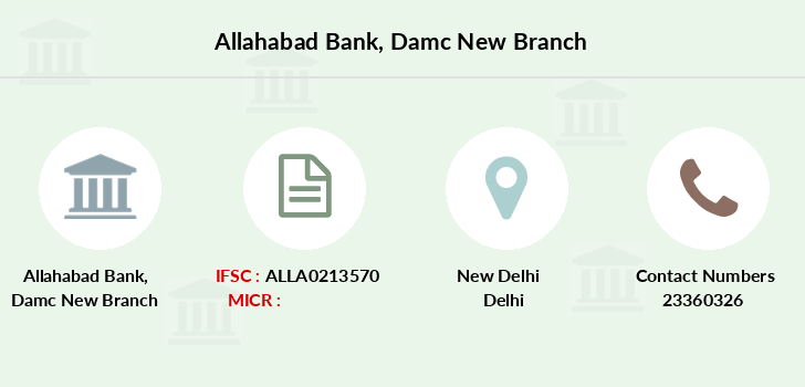 Allahabad-bank Damc-new branch