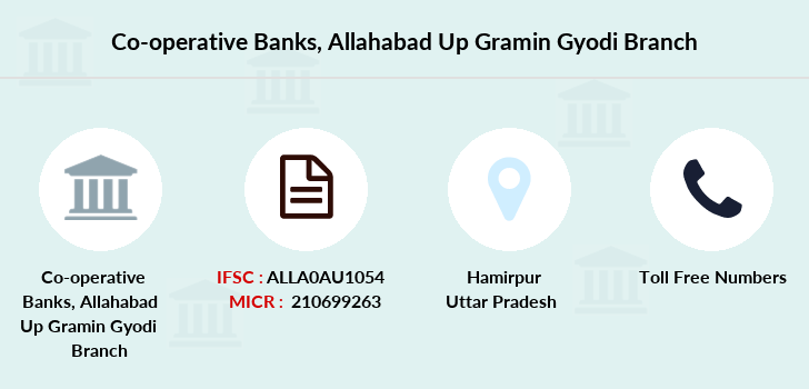 Co-operative-banks Allahabad-up-gramin-gyodi branch