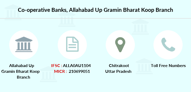 Co-operative-banks Allahabad-up-gramin-bharat-koop branch
