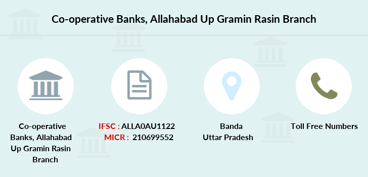 Co-operative-banks Allahabad-up-gramin-rasin branch