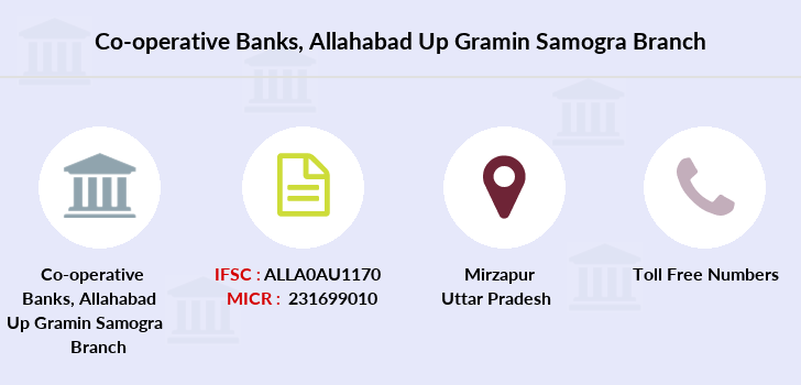 Co-operative-banks Allahabad-up-gramin-samogra branch
