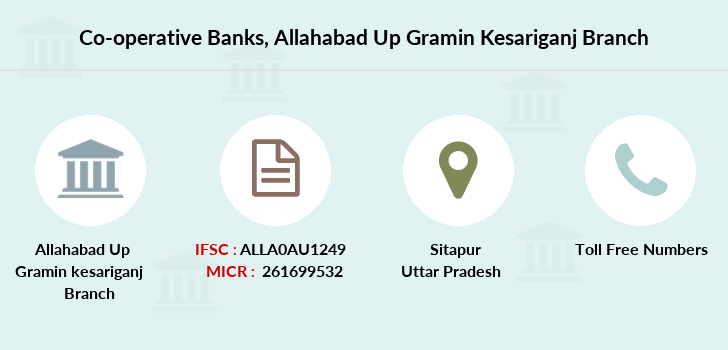 Co-operative-banks Allahabad-up-gramin-kesariganj branch