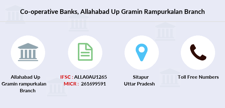 Co-operative-banks Allahabad-up-gramin-rampurkalan branch