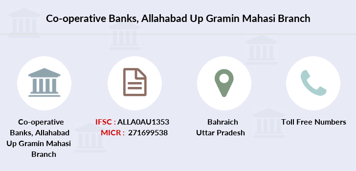 Co-operative-banks Allahabad-up-gramin-mahasi branch